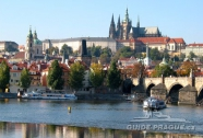 Екскурзия в Чехия: Предколедна Прага с тръгване от Варна